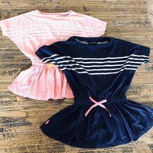 Bundle of Pink and Blue Ralph Lauren Girls Tops